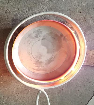 不銹鋼成品高頻退火工藝