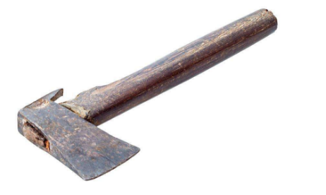 斧头刀刃淬火案例