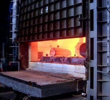 如何修理锻造加热炉?