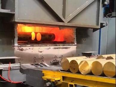 步进梁式加热炉