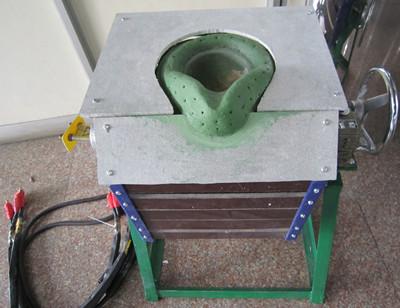 熔铜炉 主要有五个特点