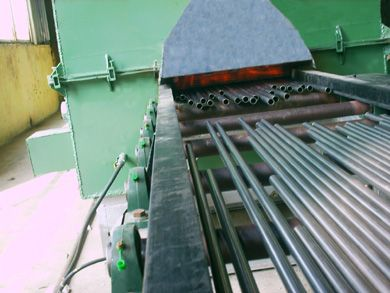 连续式退火炉 采用PID无触点自动调功控制