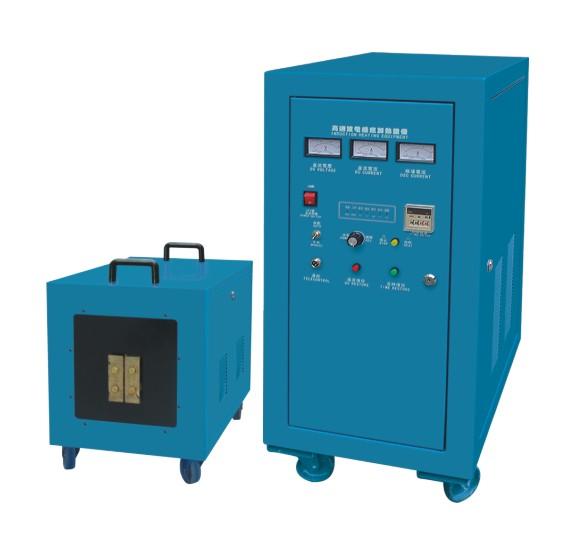 杭州感应加热设备 对金属材料加热退火