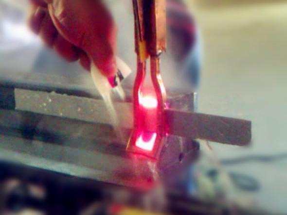 什么是感应钎焊 铝感应钎焊的应用方法