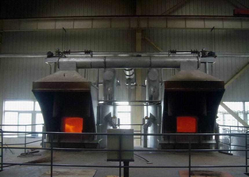 熔炼炉节能
