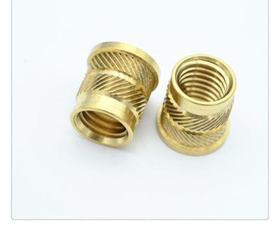 热熔铜螺母