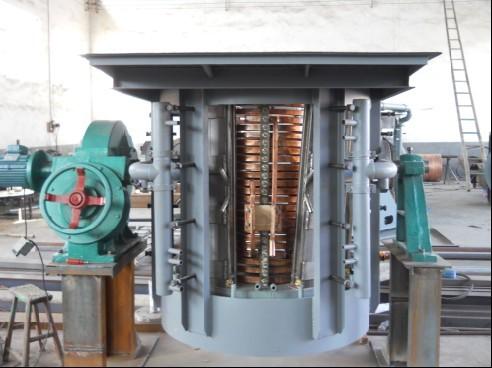 微型中频感应炉