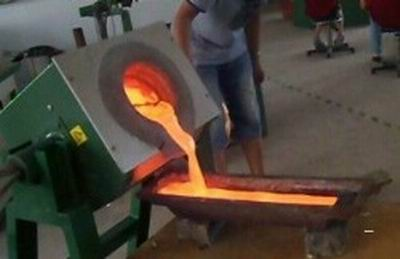 小微型熔炼炉