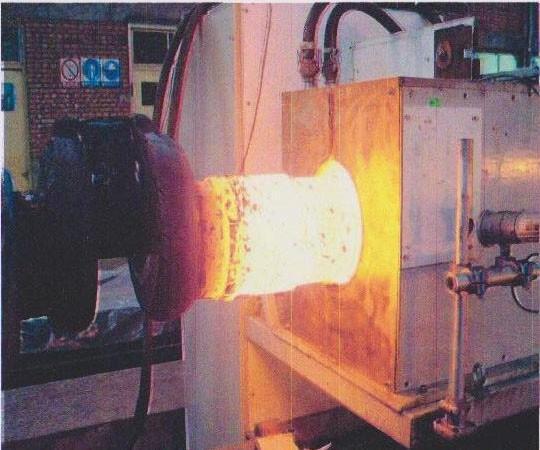 铜棒淬火炉