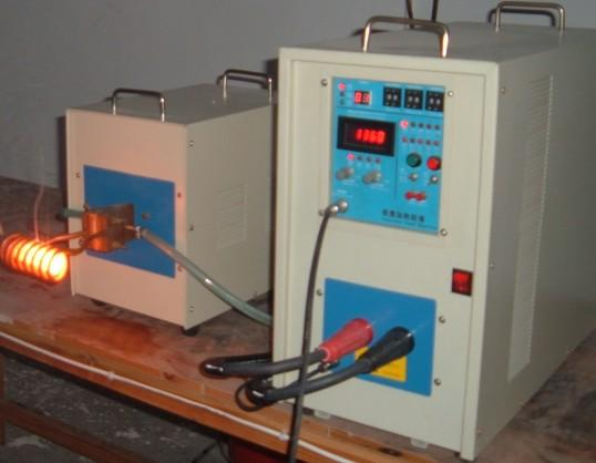 自制高頻加熱機