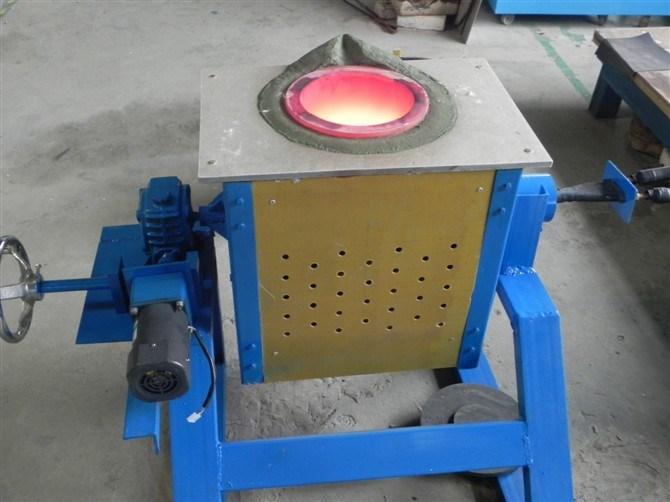 贵金属熔炼设备