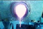 中頻熔煉爐