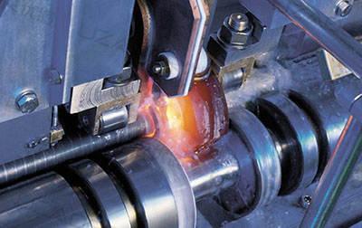 齿轮传动轴热处理设备