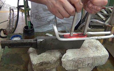 高频焊接工艺