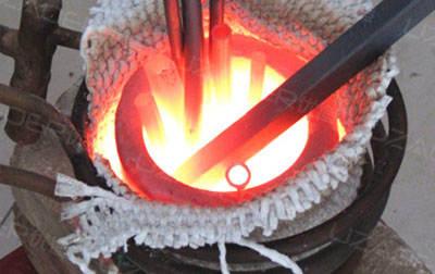 电磁炉熔金