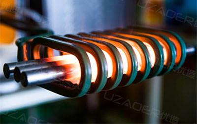 电磁加热熔炼炉