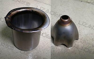 不锈钢材质退火加工样品