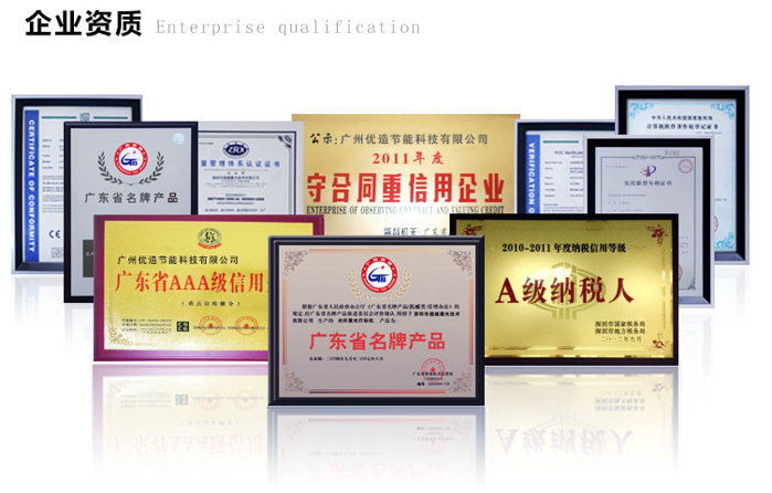 優造企業資質