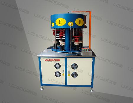 水壶六工位复底钎焊机