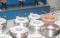 锅底发热盘钎焊样品