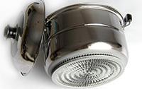 不锈钢锅底钎焊后样品