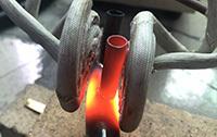 铜管钎焊中