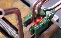 紫铜管钎焊中