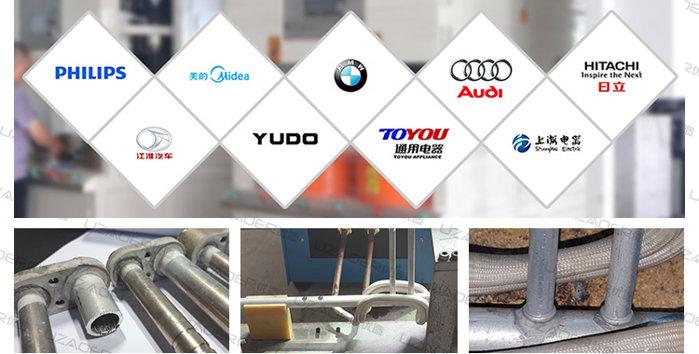 鋁管高頻焊機工藝介紹