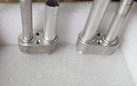 鋁管釬焊樣品