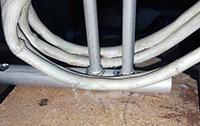 鋁管釬焊中